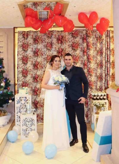 Сватбена декорация в хотел Кентавър град Дряново