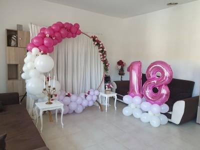 Фотокът за парти за 18 ти рожден ден