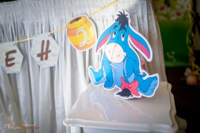 Фигура на Йори за декорация на сладка маса