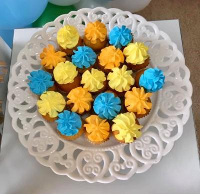 Сладкиши за детски рожден ден от сладкарница Асеневци