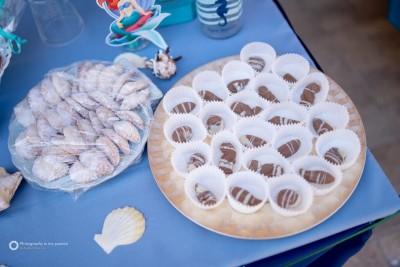 Сладкиши за детко парти Малакта русалка