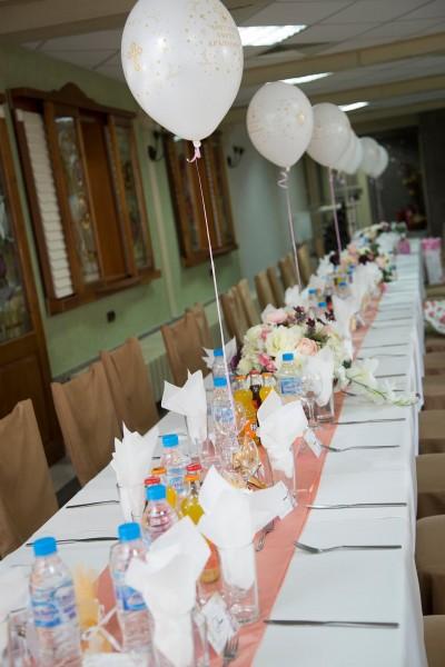Балон с хелий за Свето кръщение