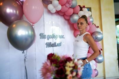 Декориране на абитуриентски бал за момиче в град Трявна