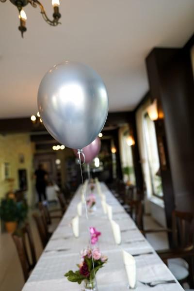 Балон с хелий за абитуриентски бал